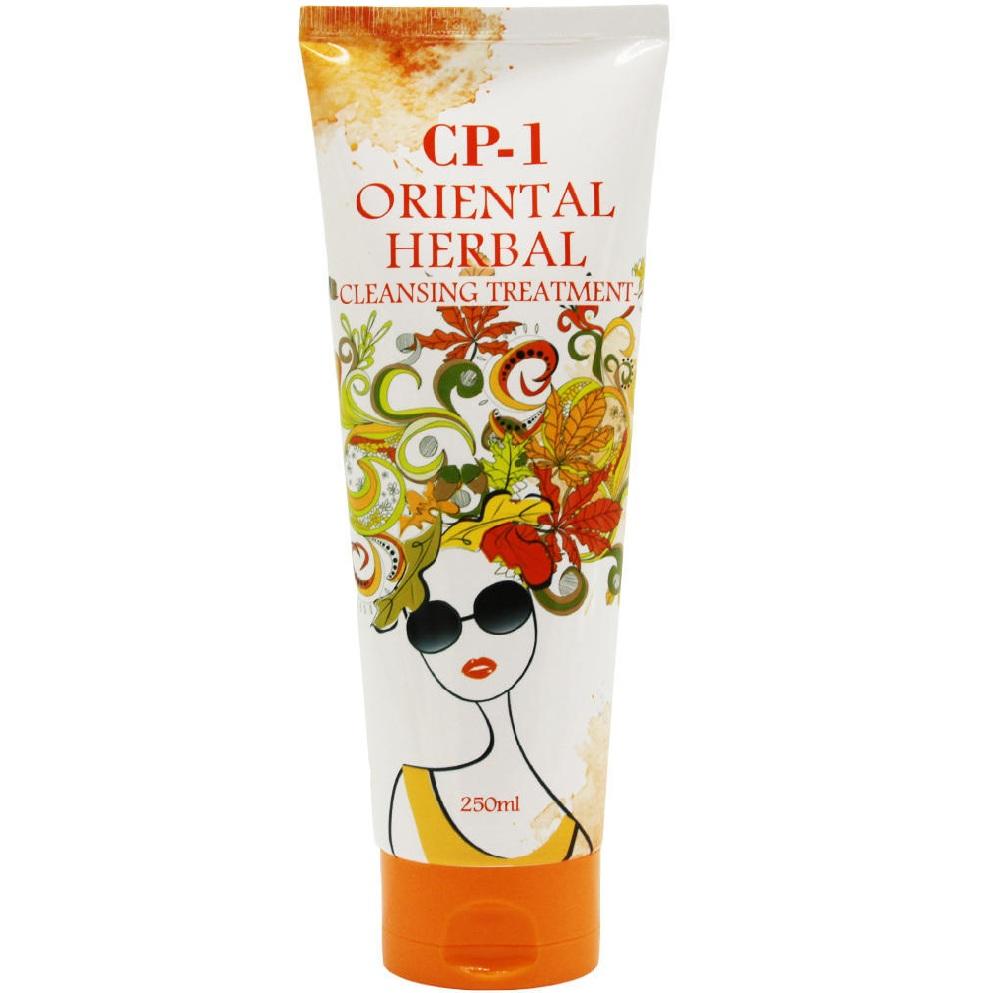 Купить Esthetic House маска для волос Восточные травы CP-1 oriental herbal cleansing treatment 250мл