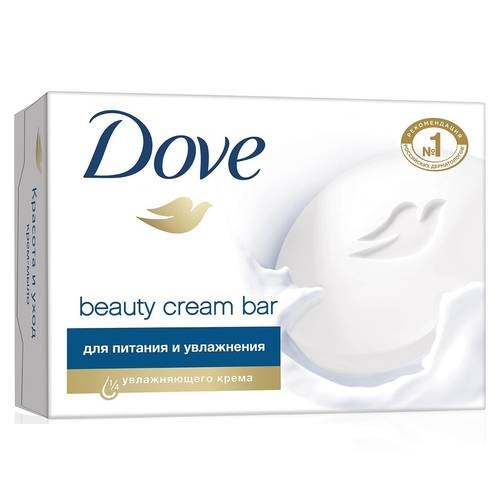 Купить Dove Крем-мыло Красота и уход 100г