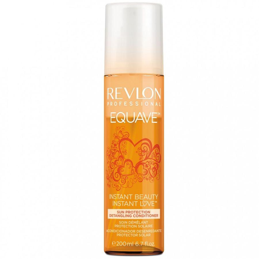 Купить Revlon Equave Несмываемый 2-х фазный кондиционер мгновенного действия для защиты от солнца 200мл