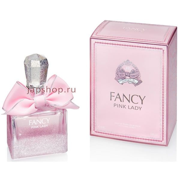 Купить GEPARLYS FANCY PINK LADY парфюмерная вода женская 85мл