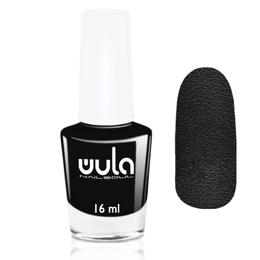 Wula nailsoul лак для ногтей 16мл Leather Envy 843 Heavy metal фото