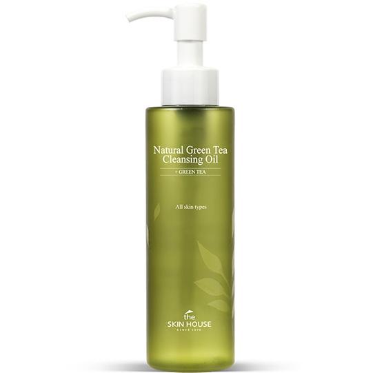 Купить The Skin House Гидрофильное масло с экстрактом зелёного чая 150мл