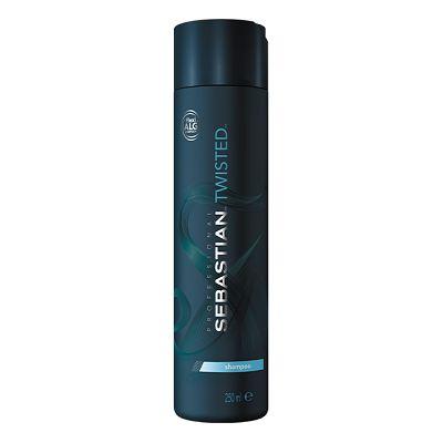 Купить Sebastian Twisted Flex Шампунь для вьющихся волос 250мл, Sebastian Professional