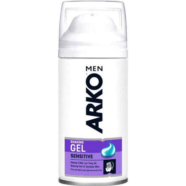 Купить Arko MEN Гель для бритья Sensitive 75 мл