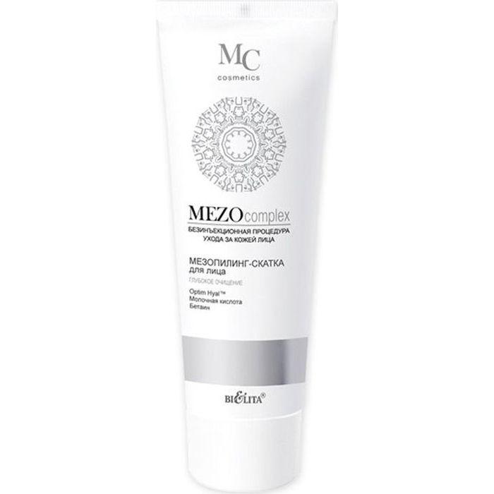 Купить Белита Mezo комплекс пилинг-скатка для лица Глубокое очищение 100мл