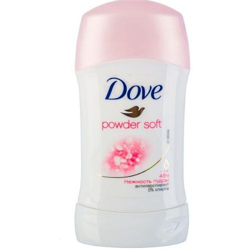 Купить Dove Дезодорант-антиперспирант карандаш Нежность пудры 40мл