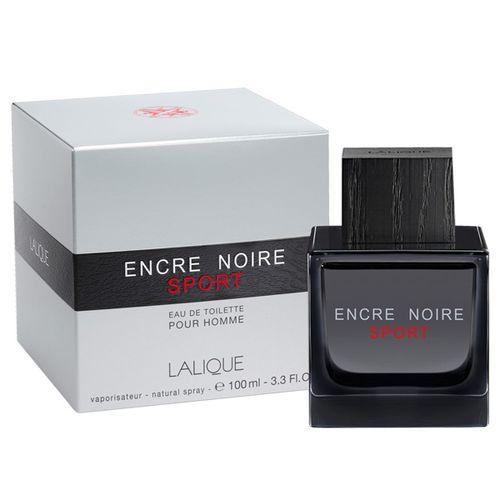 Lalique encre noire sport вода туалетная