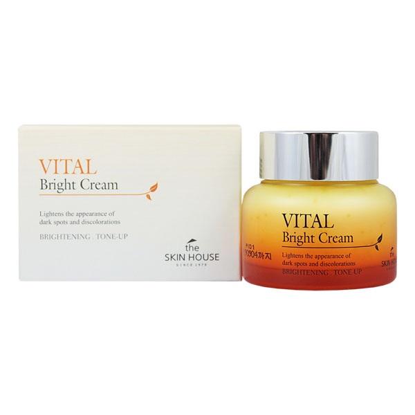 Купить The Skin House Витаминизированный осветляющий крем VITAL BRIGHT 50 мл