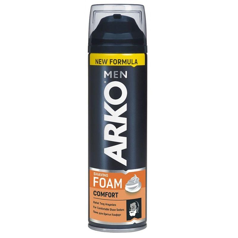Купить Arko MEN Пена для бритья Comfort 200мл