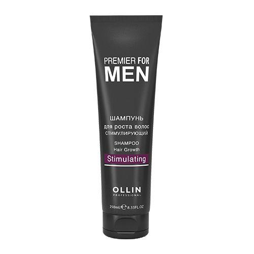Купить Ollin Professional PREMIER FOR MEN Шампунь для роста волос стимулирующий 250мл