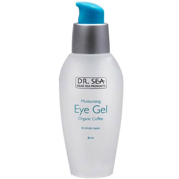 Купить Dr.Sea Увлажняющий гель для глаз с кофеином 30мл [219]
