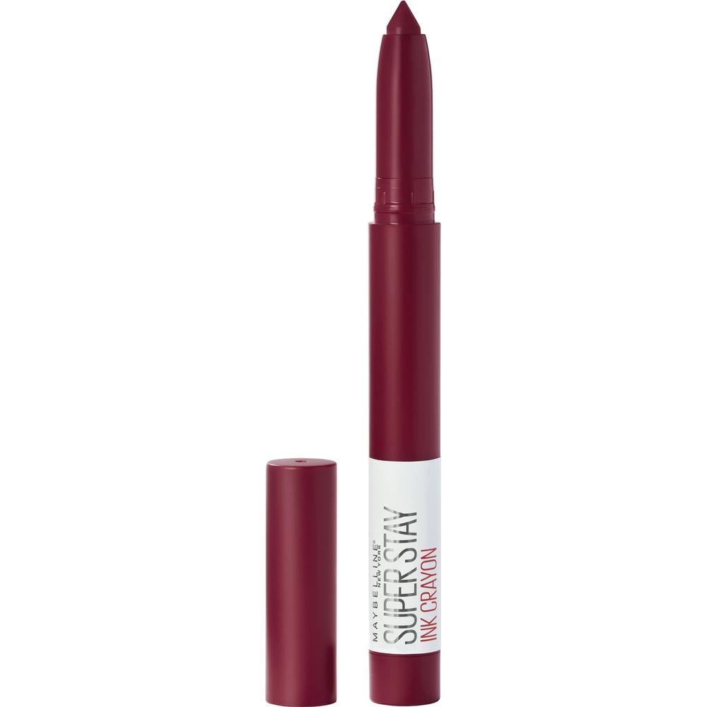 Купить Maybelline Помада-стик для губ SuperStay Ink Crayon оттенок 55