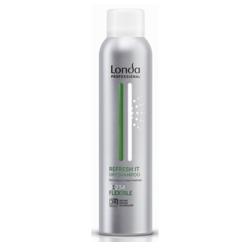 Купить Londa Стайл Texture REFRESH IT сухой шампунь нормальной фиксации 180мл, Londa Professional