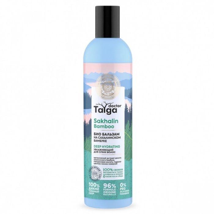 Натура Сиберика Doctor Taiga Био Бальзам увлажняющий для сухих волос 400мл