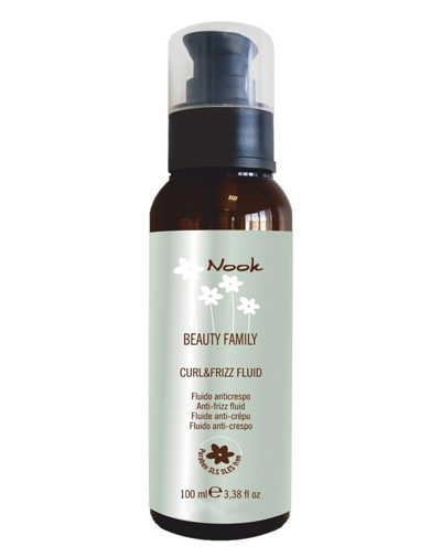 Nook Beauty Family Флюид Curl & Frizz для кудрявых волос Ph 5,5 100 мл