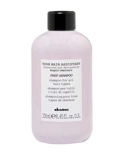Купить Давинес (Davines) Your Hair Assistant Prep shampoo Универсальный шампунь для подготовки волос к укладке для всех типов волос 250мл