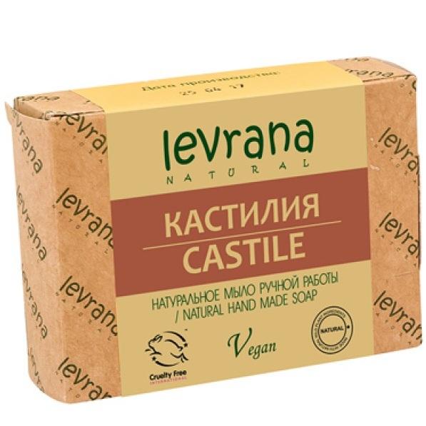 Levrana Мыло натуральное Кастилия 100 г фото