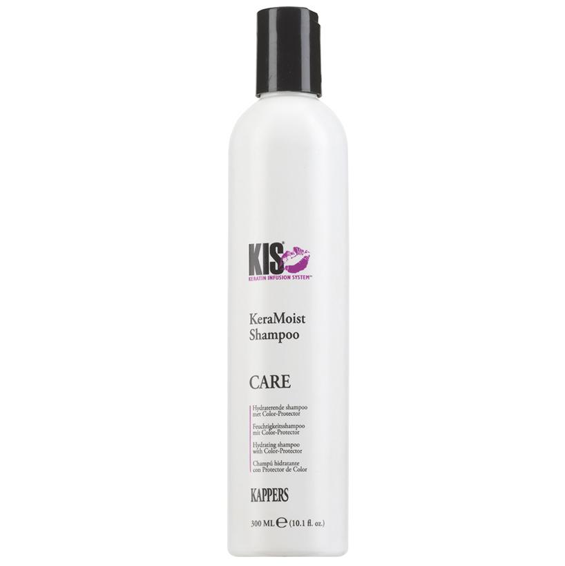 Купить Kis KERAMOIST Кератиновый шампунь глубокого увлажнения для сухих волос 300 мл