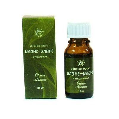 Масло Иланг-иланг эфирное 10 мл Натуральные масла