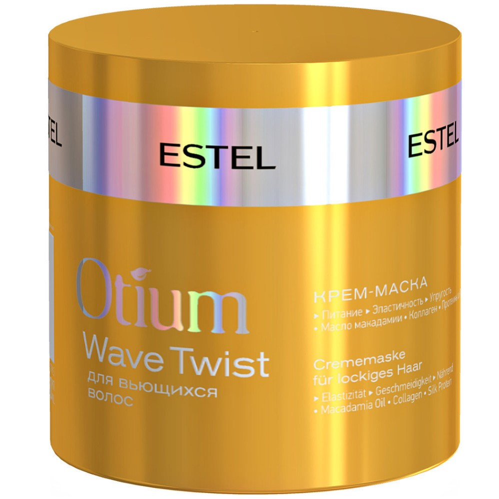 Купить Estel Otium Wave Twist Крем-маска для вьющихся волос 300мл