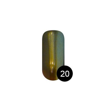 Tnl втирка северное сияние №20 (красная медь)
