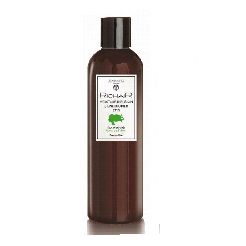 Купить Egomania Кондиционер интенсивное увлажнение с маслом авокадо RICHAIR 400мл