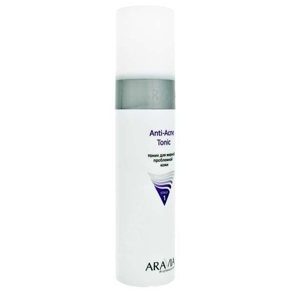 Aravia Тоник для жирной проблемной кожи Anti-Acne Tonic 250мл