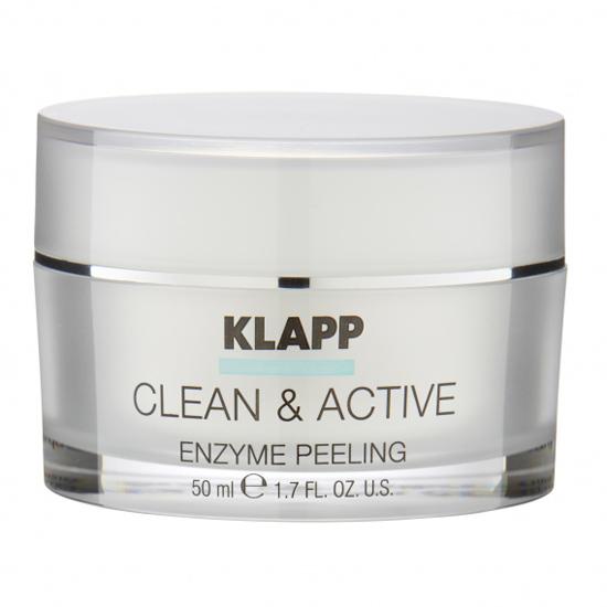Klapp Clean & active Энзимный пилинг, 50 мл