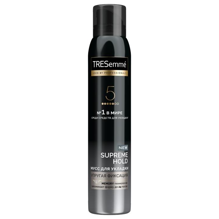 Tresemme мусс для укладки волос сильная фиксация 200 мл.
