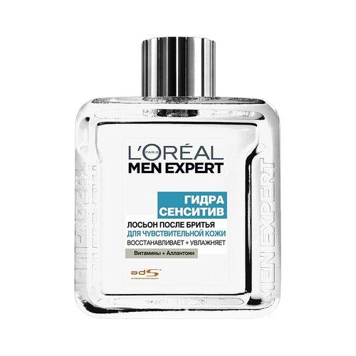 Лореаль Men Expert ГИДРА СЕНСИТИВ Лосьон п/бритья, 100мл от Лаборатория Здоровья и Красоты