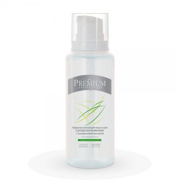 Премиум (Premium) Крем массажный для лица и шеи Суперскольжение 200мл