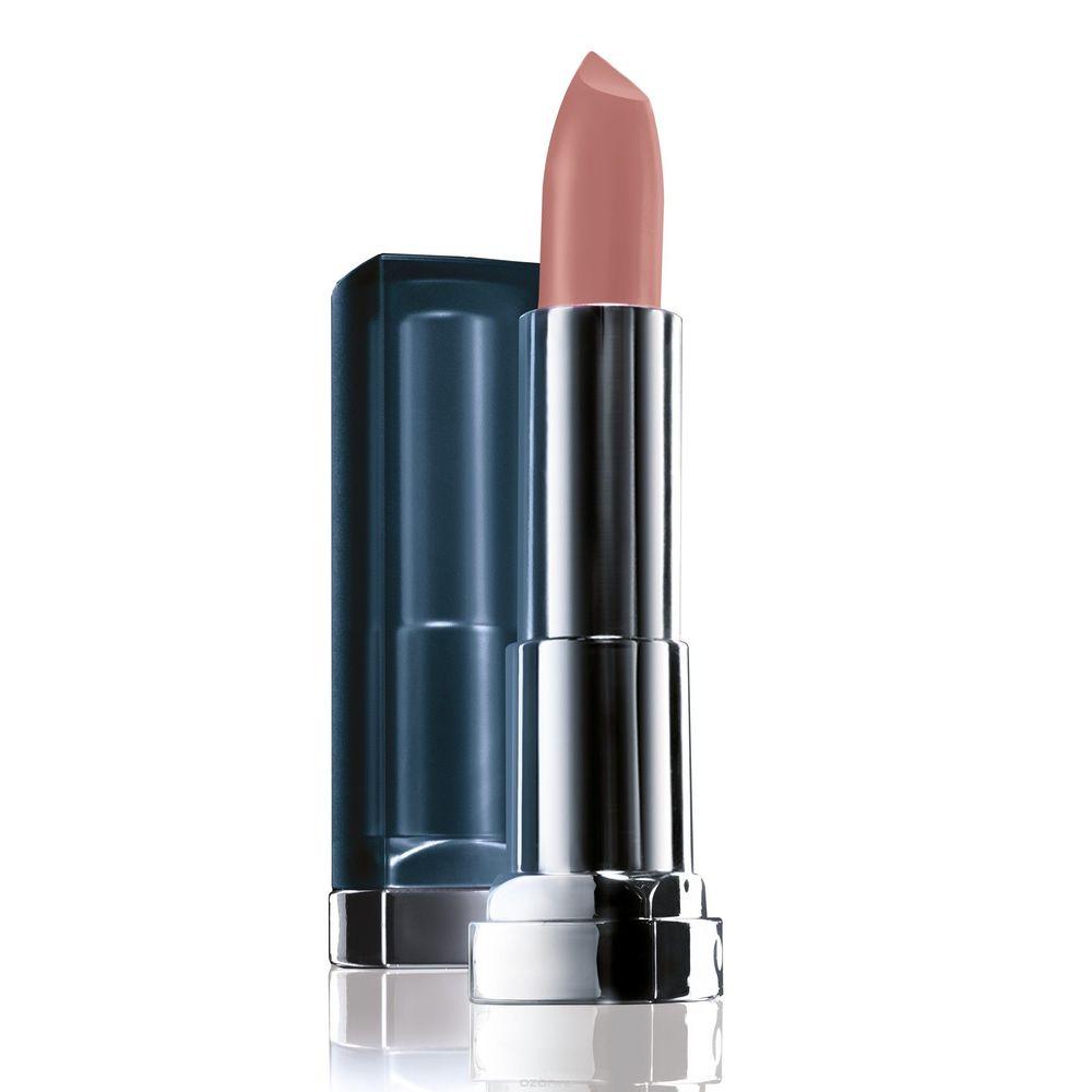 Maybelline Color Sensational губная помада матовый 930 Ореховый Пудинг.