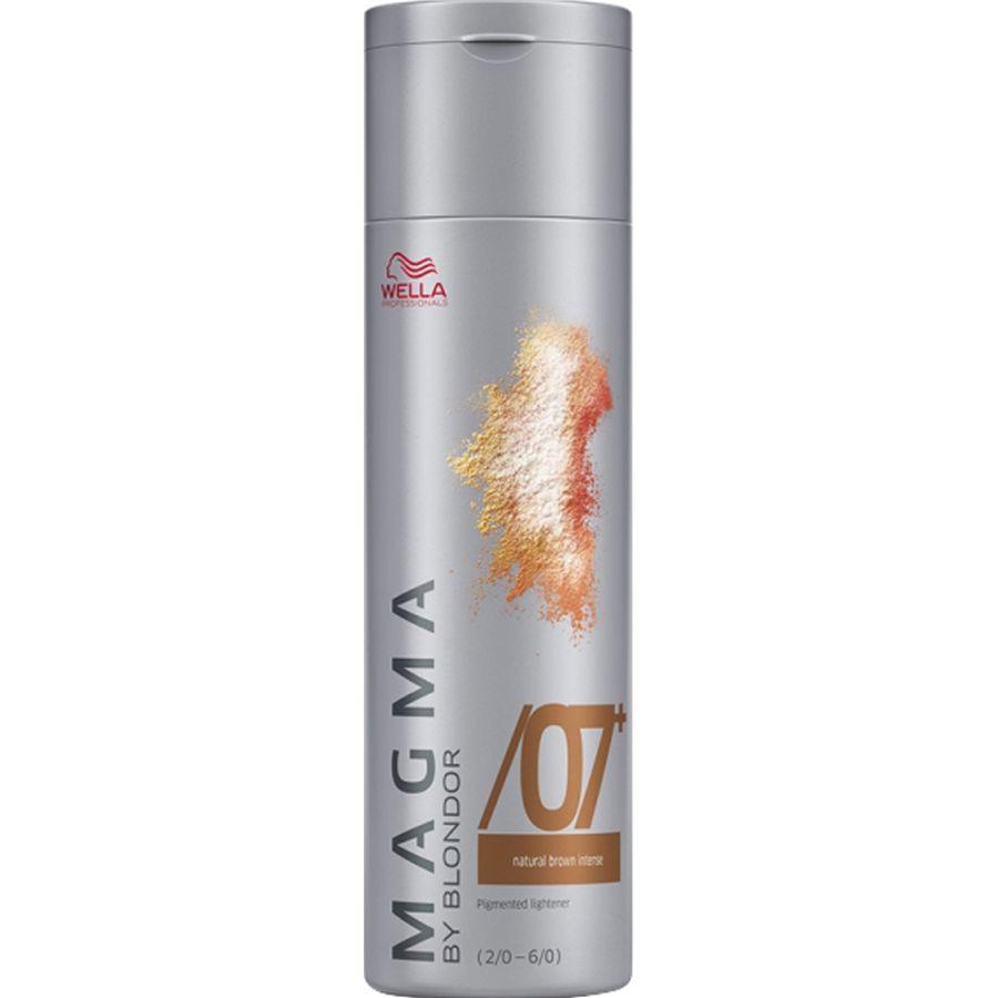 Wella Magma by Blondor Цветное мелирование /07+ темно-коричневый 120г