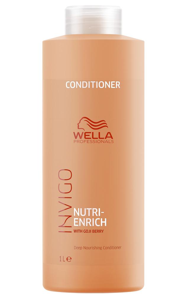 Купить Wella Invigo Nutri-Enrich Питательный бальзам-уход 1000мл