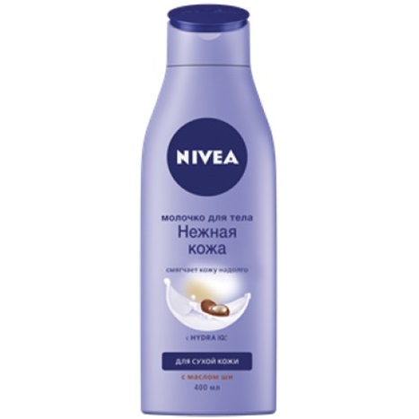 Купить Нивея Молочко для тела НЕЖНОЕ для сухой кожи 250мл, Nivea