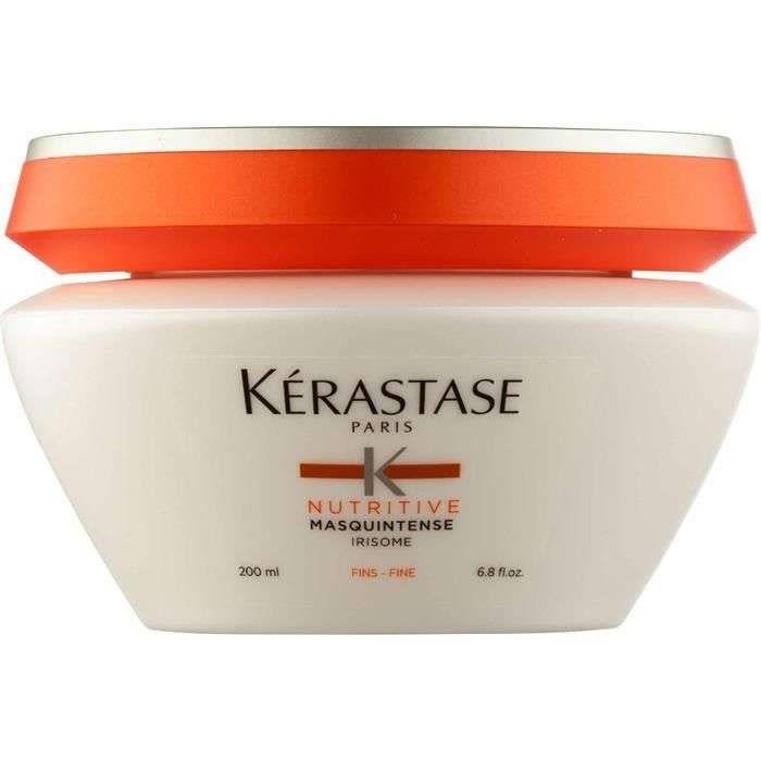 Купить Kerastase Nutritive Ирисом Маска Интенс для сухих и тонких волос 200 мл