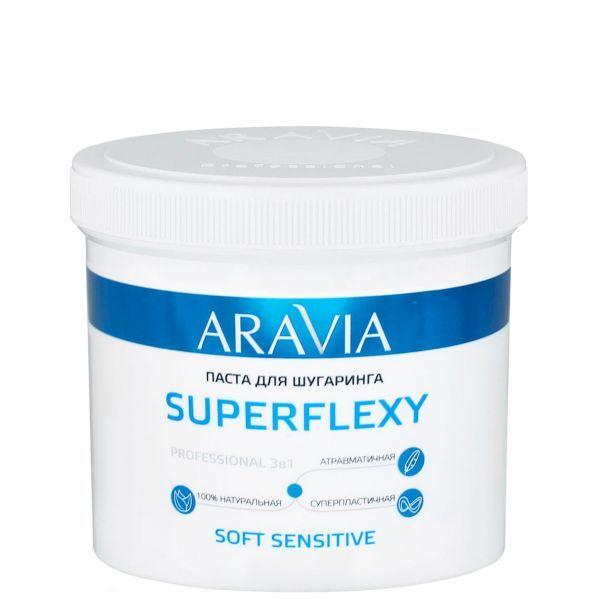 Купить Aravia Паста для шугаринга Superflexy Soft Sensitive 750 г, Aravia Professional