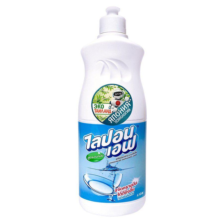Lion Thailand Lipon F Средство для мытья посуды 500 мл