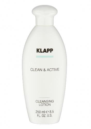 Купить Klapp Clean & active Очищающее молочко, 250 мл