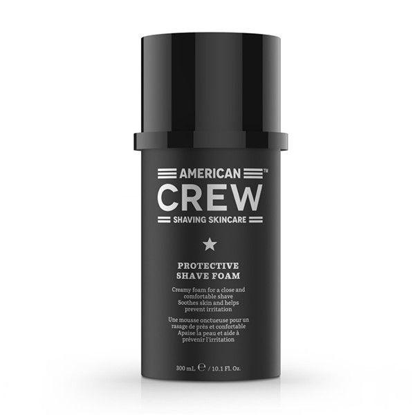 American Crew Protective Shave Foam Защитная пена для бритья 300мл