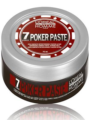 Купить Лореаль (Loreal Professionnel) Ом Покер Пэйст Моделирующая компактная паста 75 мл