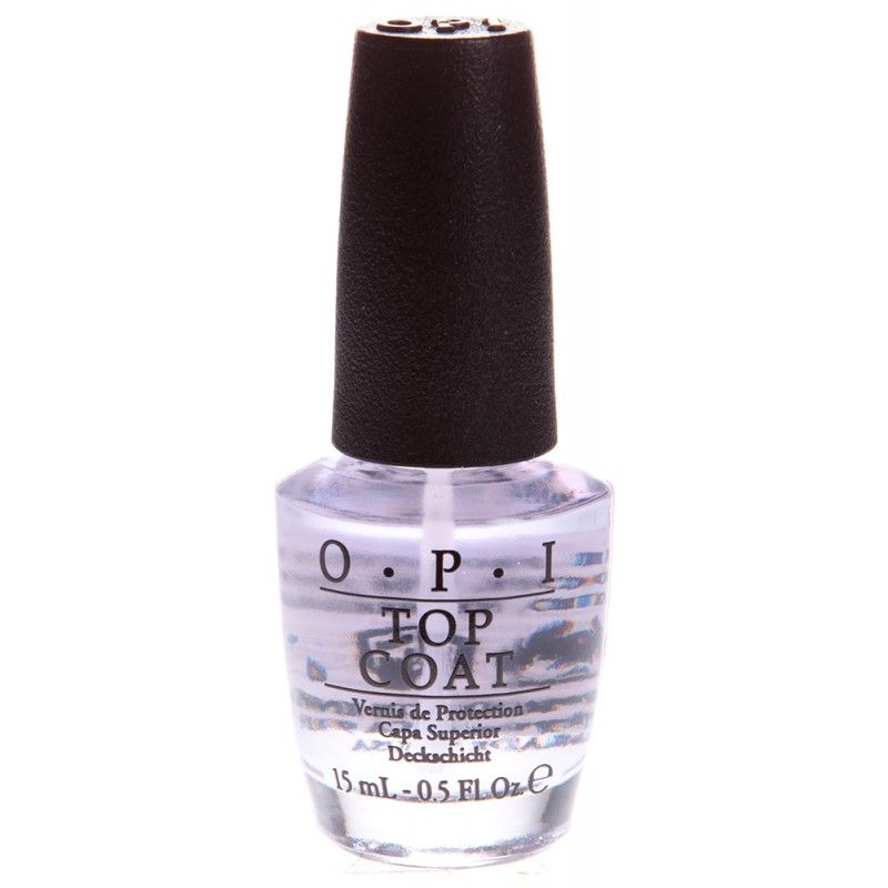Купить OPI Top-Coat Покрытие верхнее закрепляющее NTT30 15мл