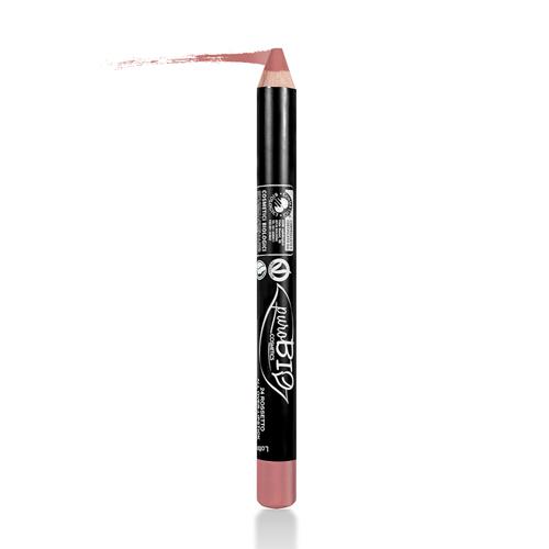 PuroBio Помада в карандаше Цвет 024 розово-лиловый 2г  - Купить