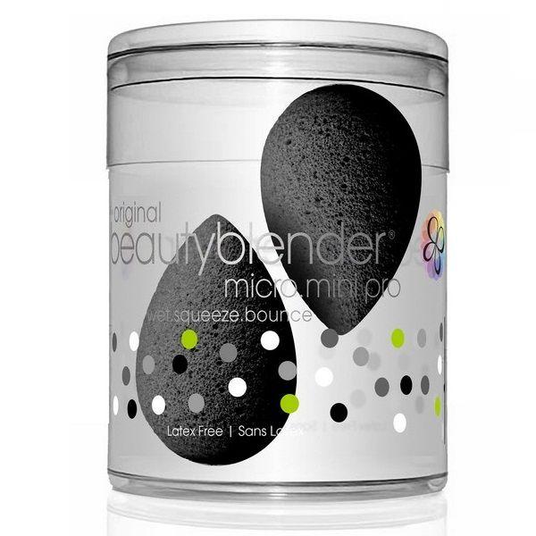 Beautyblender micro.mini pro черный 2 спонжа от Лаборатория Здоровья и Красоты