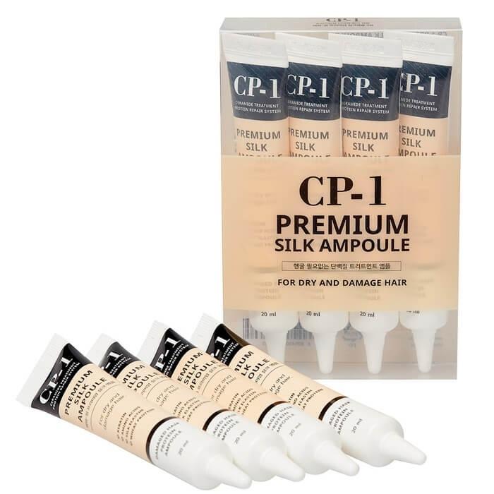 Купить Esthetic House Несмываемая сыворотка для волос с протеинами шелка CP-1 premium silk ampoule set 20мл N4