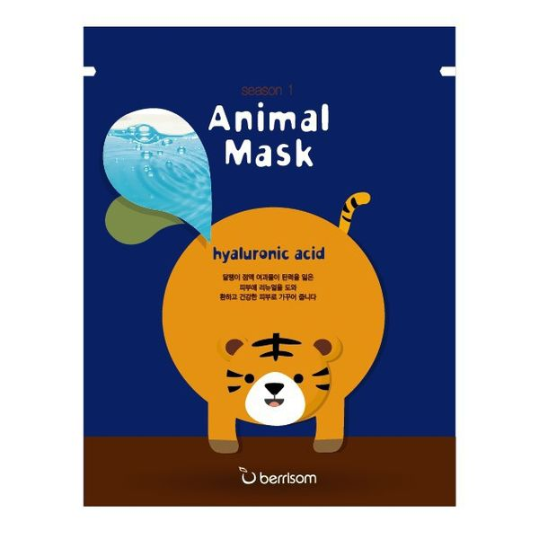 Купить Вerrisom Маска для лица Animal тигр 25 г