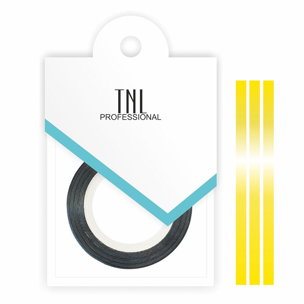 Tnl нить на клеевой основе (лимон) - 2 мм