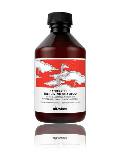Фото #1: Давинес (Davines) Energizing Shampoo Энергетический шампунь против выпадения волос 250мл