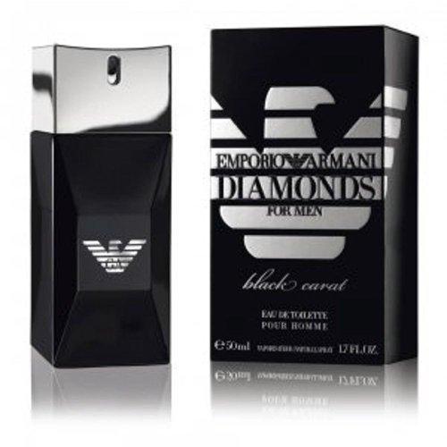 GIORGIO ARMANI EMPORIO DIAMONDS BLACK CARAT вода туалетная муж 50 ml фото