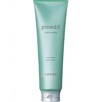Lebel Proedit Care Works Маска для жестких волос Treatment Soft Fit plus 250 мл  - Купить